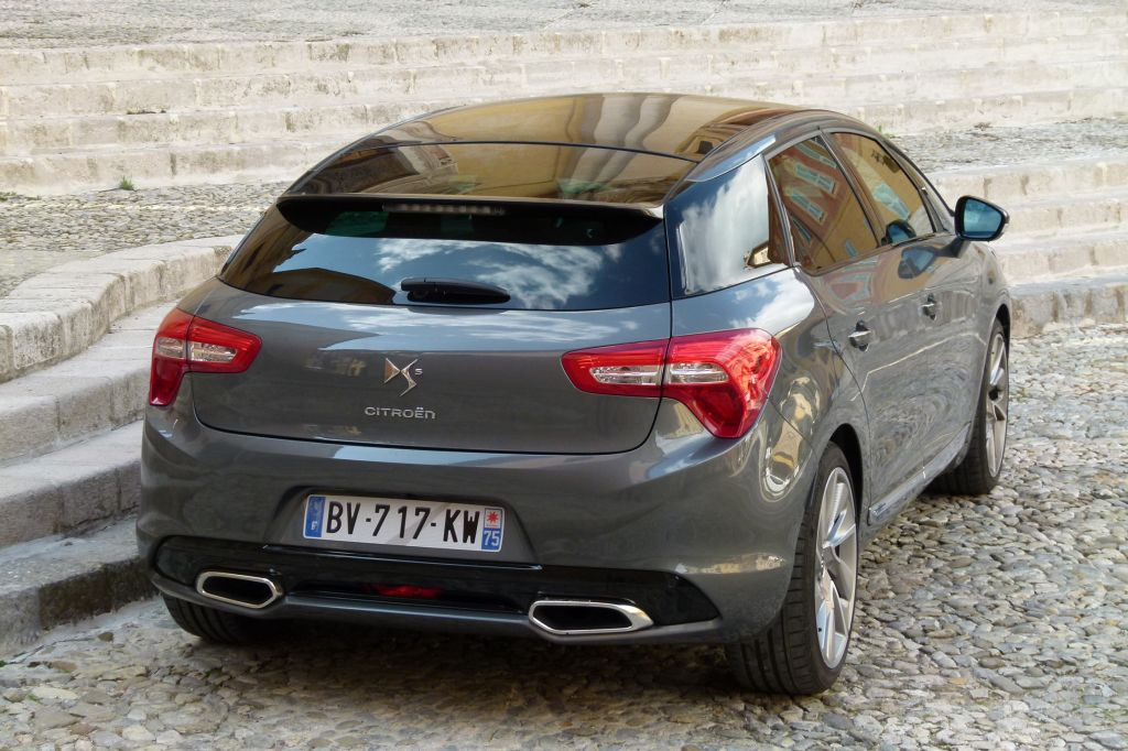 CITROEN DS5 THP 200 monospace 2011