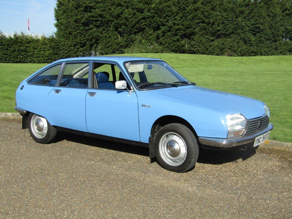 CITROEN GS 1220 Club berline 1978