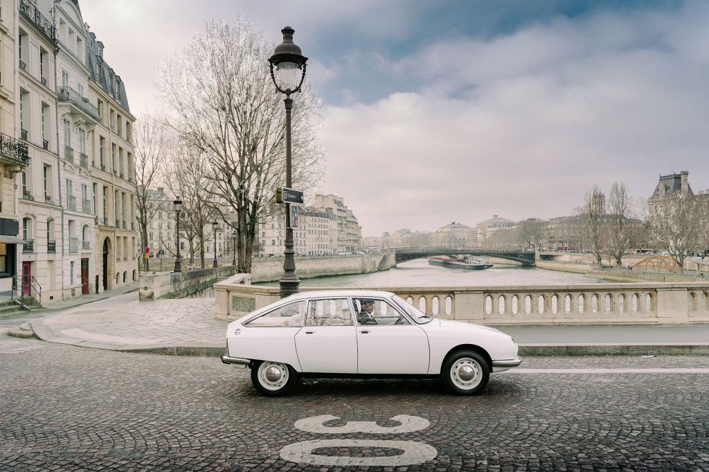 CITROEN GS  berline 1970