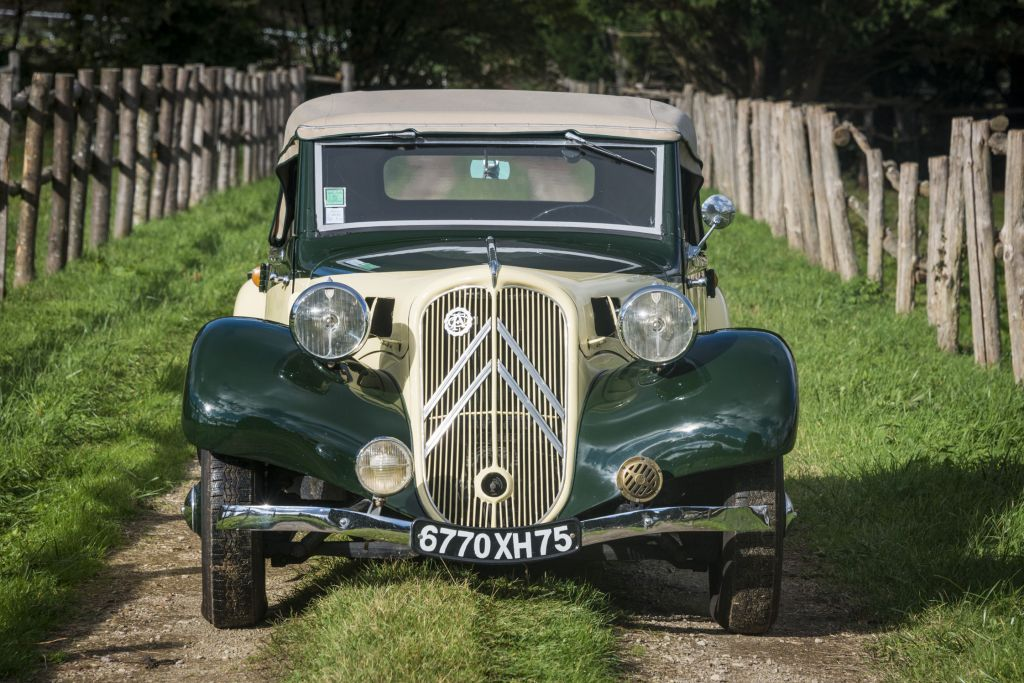 CITROEN TRACTION 11 cabriolet 1939