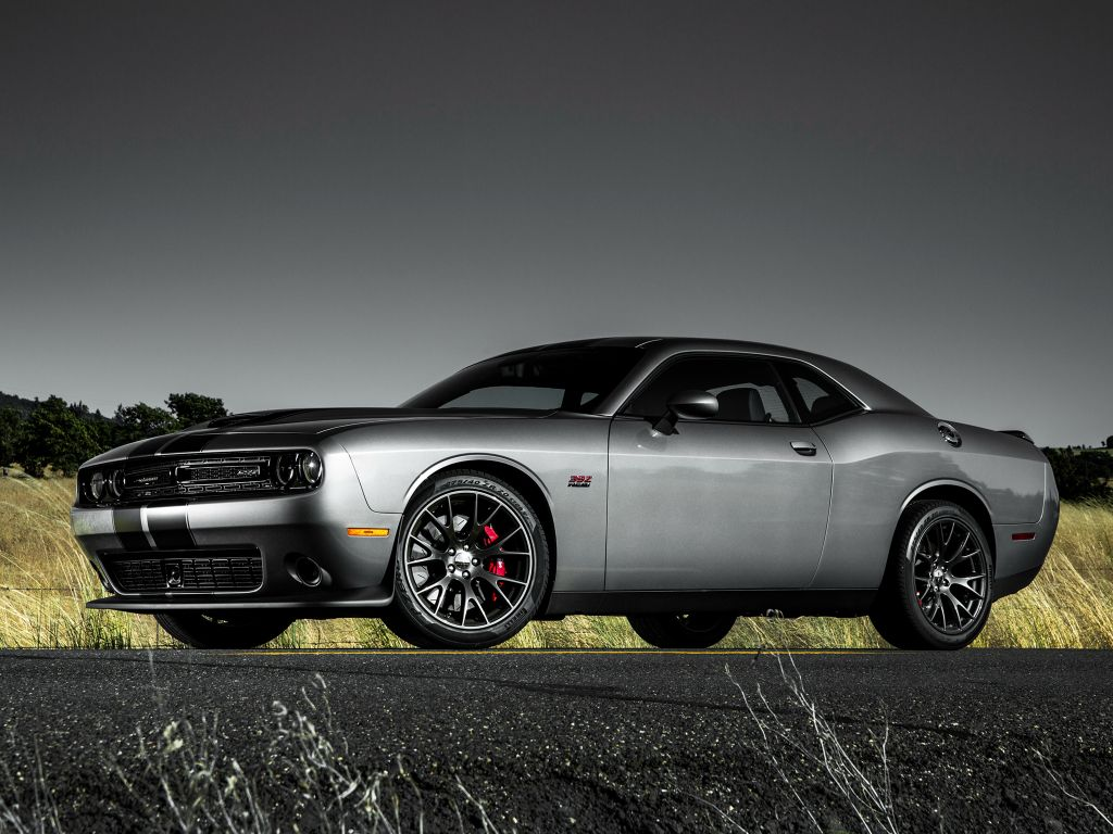 DODGE CHALLENGER (III) SRT8 6.4 coupé 2014