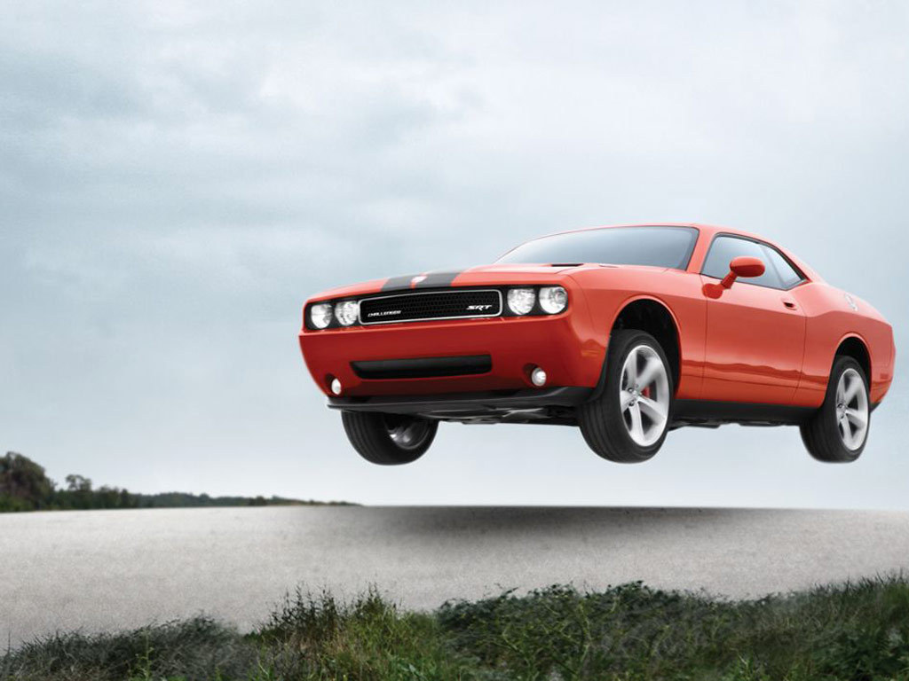 DODGE CHALLENGER SRT-8 coupé 2008