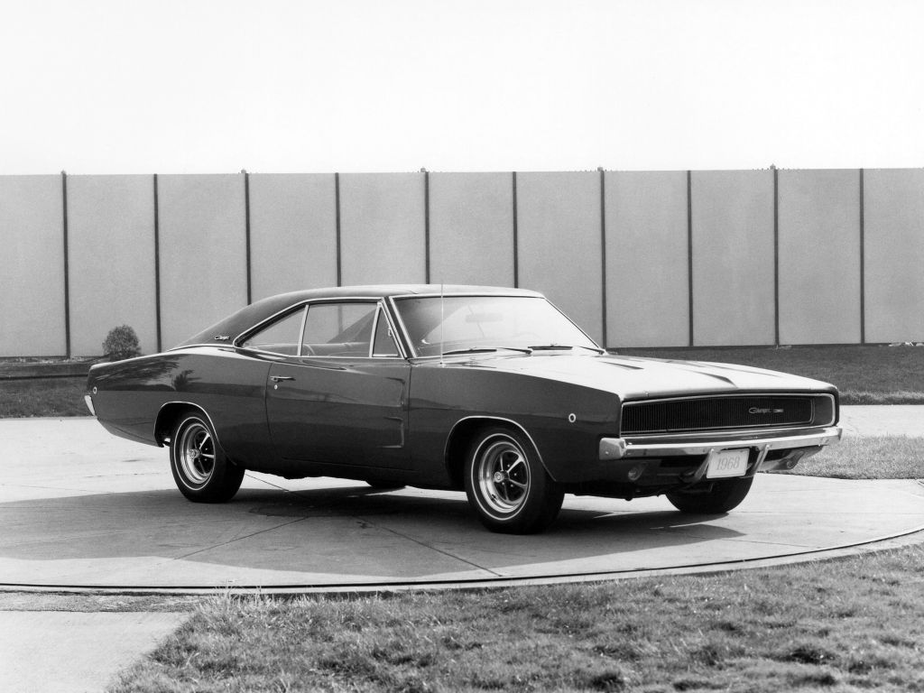 DODGE CHARGER (II)  coupé 1969