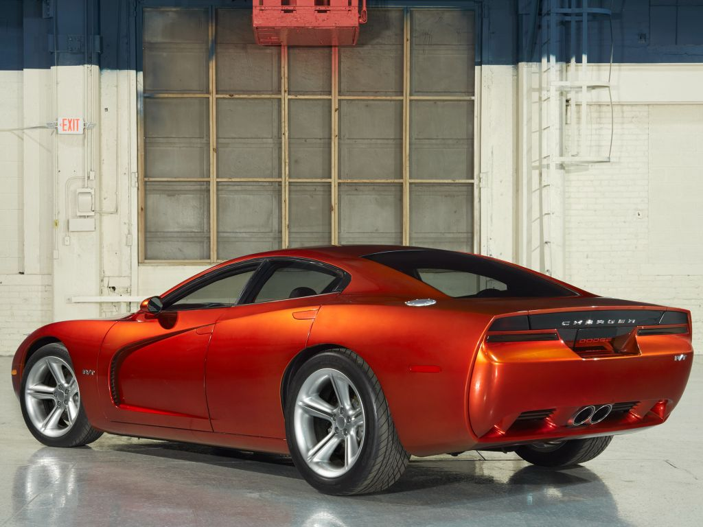 Photo DODGE CHARGER R/T Concept concept-car 1999 ...