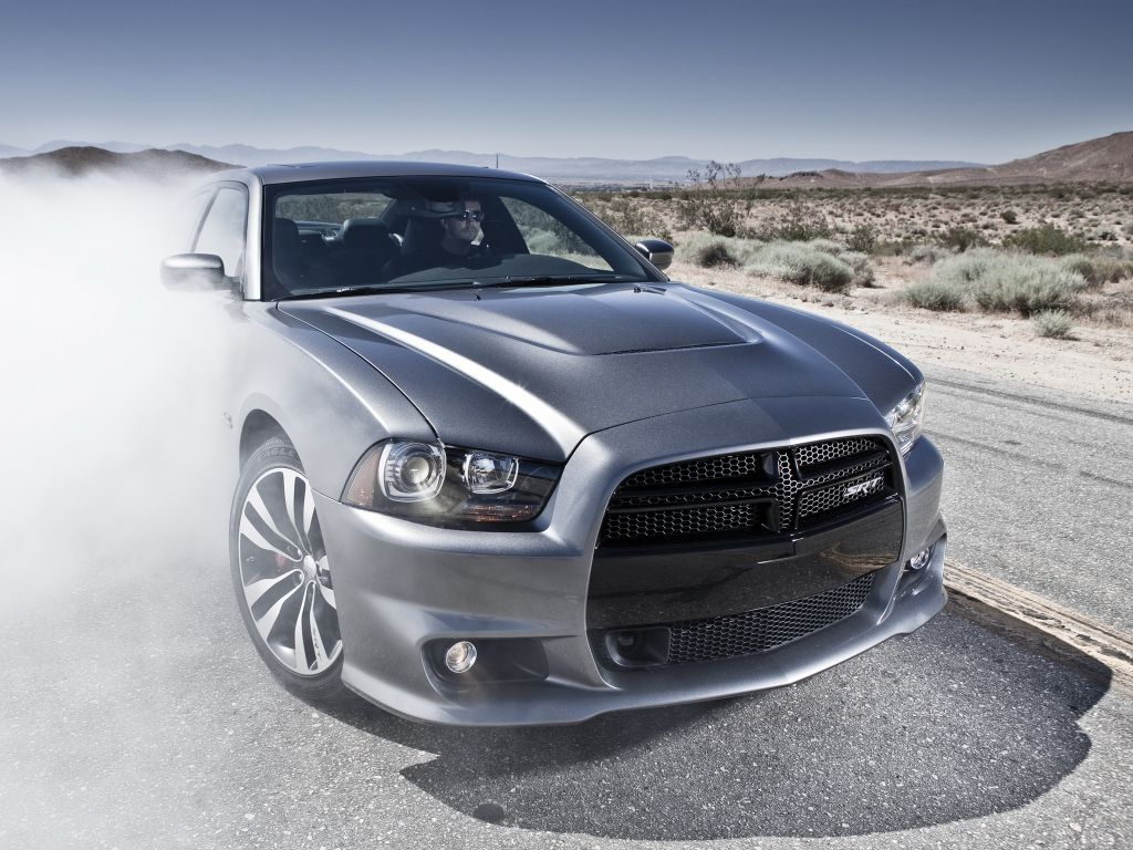 DODGE CHARGER (VII) SRT8 berline 2012