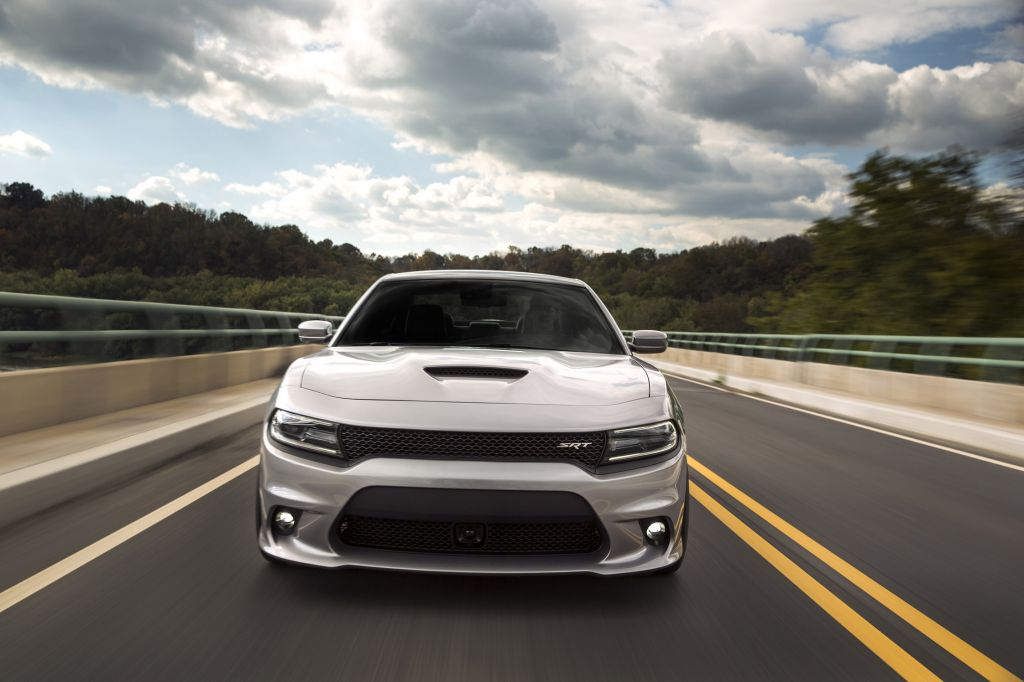 DODGE CHARGER (VII) SRT8 berline 2015