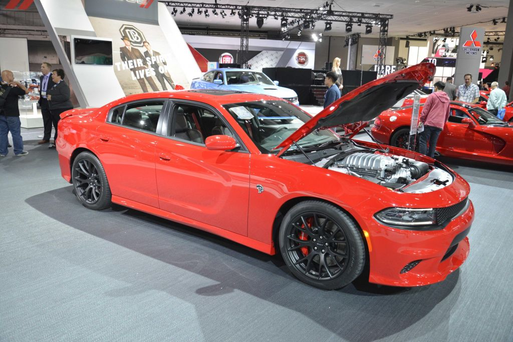 DODGE CHARGER (VII) SRT8 berline 2014