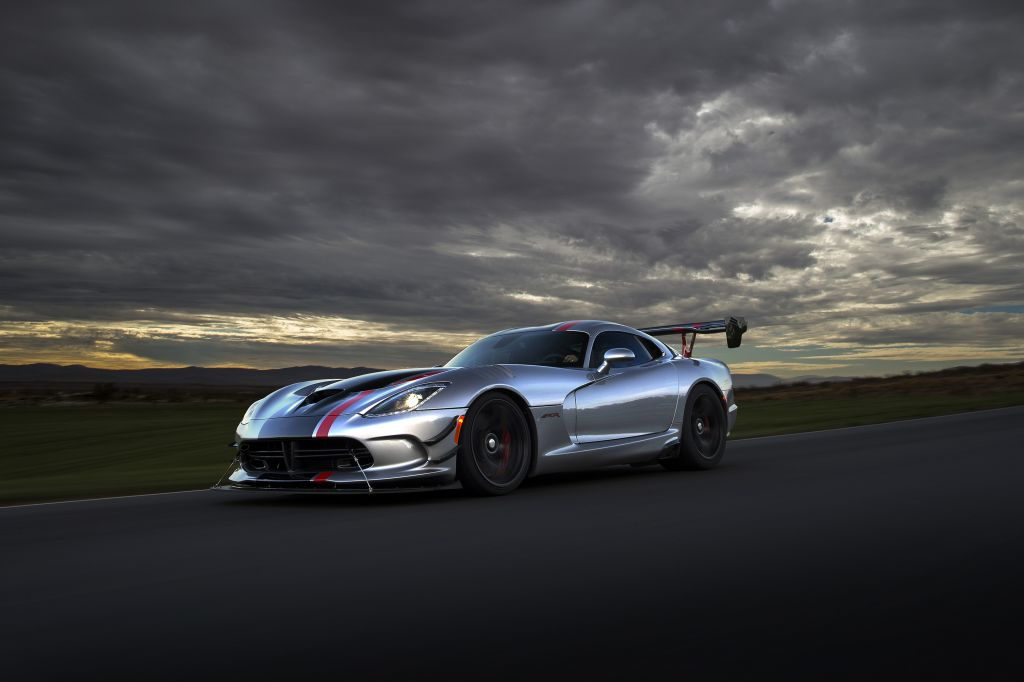 DODGE VIPER ACR coupé 2015