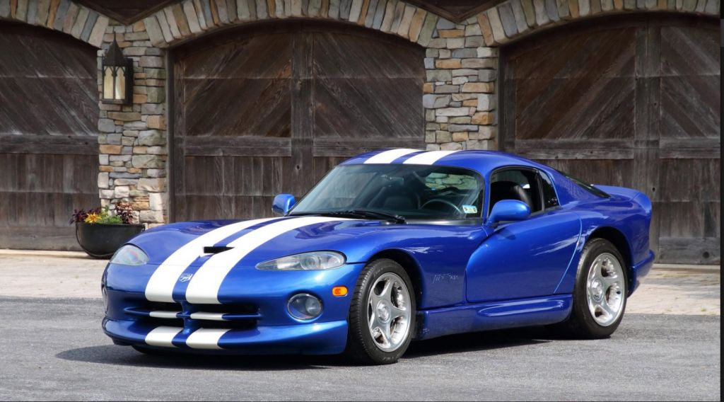 DODGE VIPER GTS coupé 1996