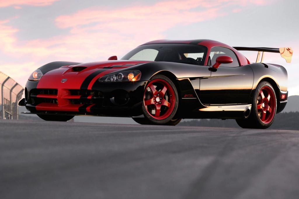 Dodge Viper SRT10 ACR 1:33