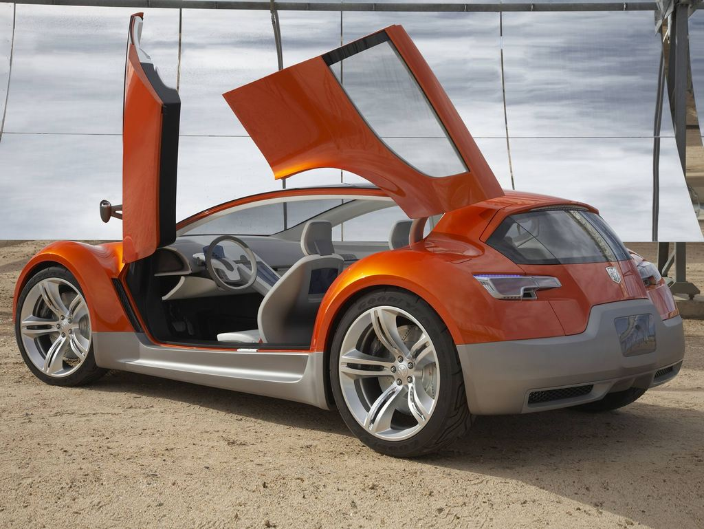 DODGE ZEO Concept concept-car 2008
