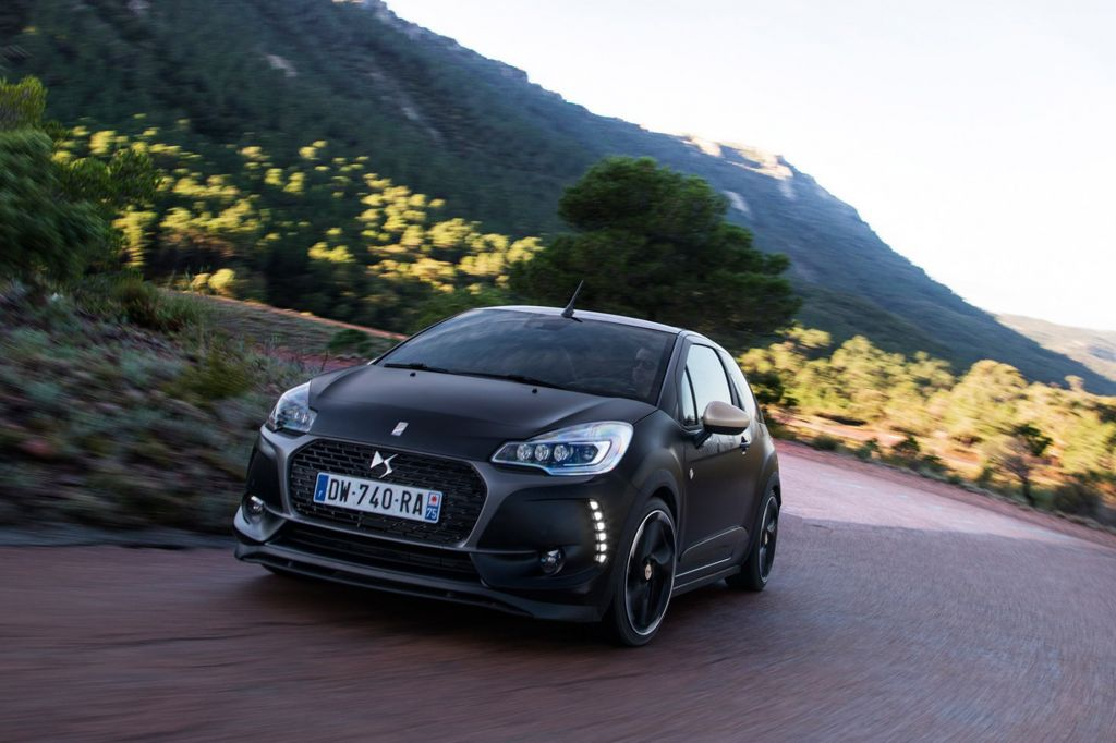 DS 3 Performance 1.6 208 ch berline 2016