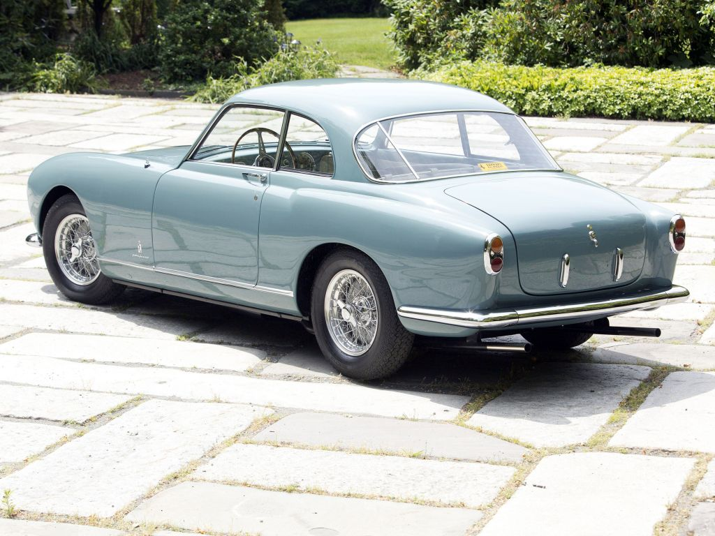 FERRARI 212 Inter coupé 2 plus 2 coupé 1952