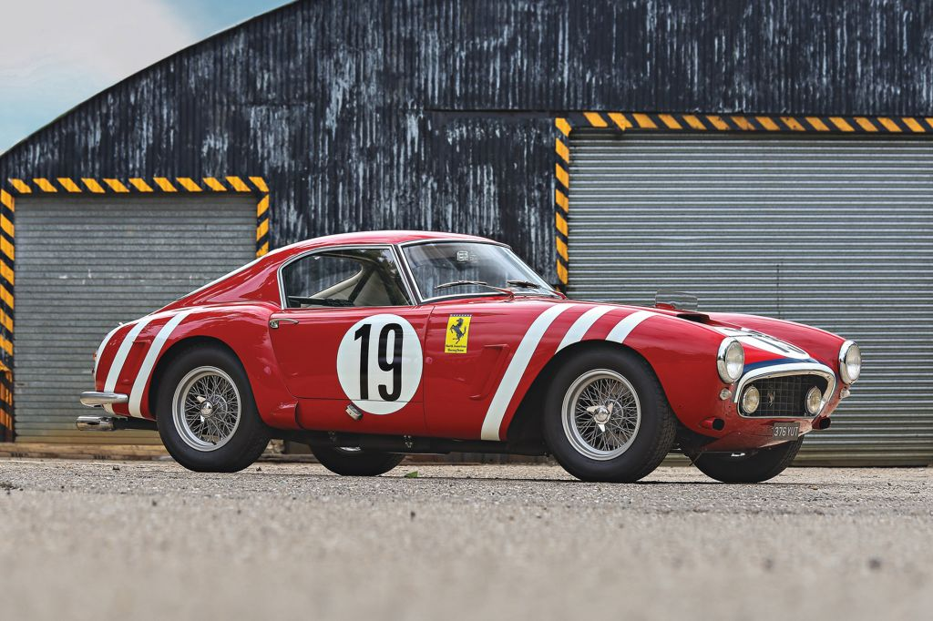 Ferrari 250 GT SWB Competition, 1960