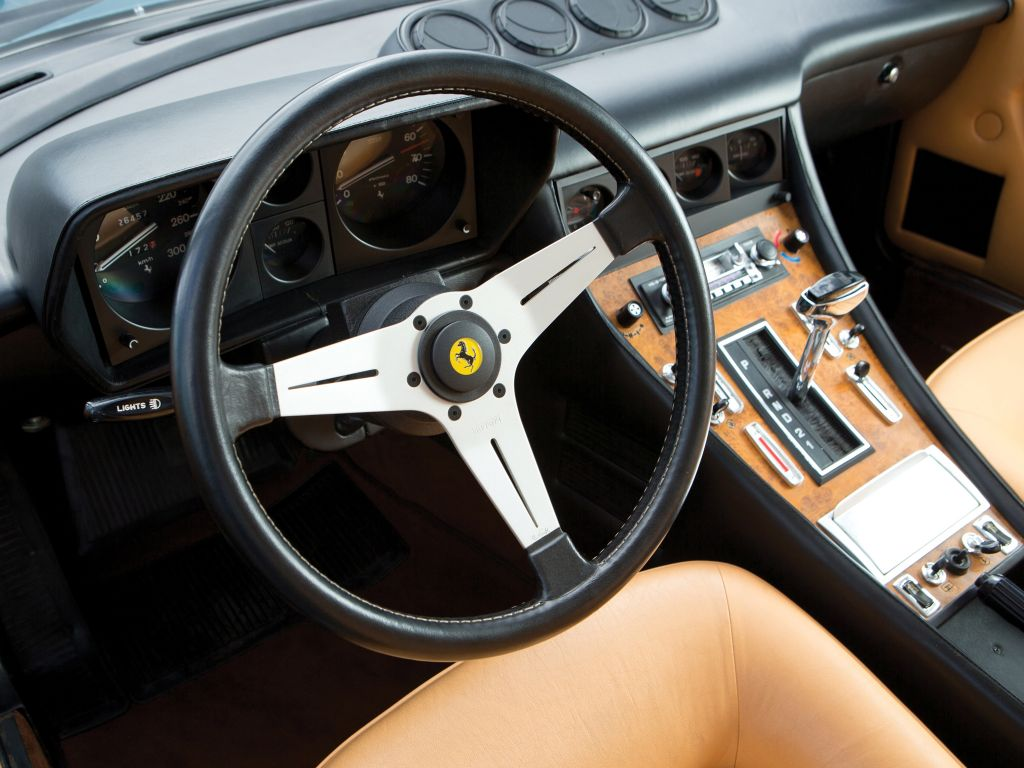 FERRARI 400 Automatic coupé 1979