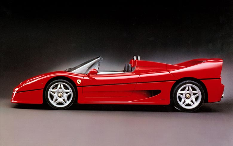 Photo Ferrari F50 M 233 Diatheque Motorlegend Com