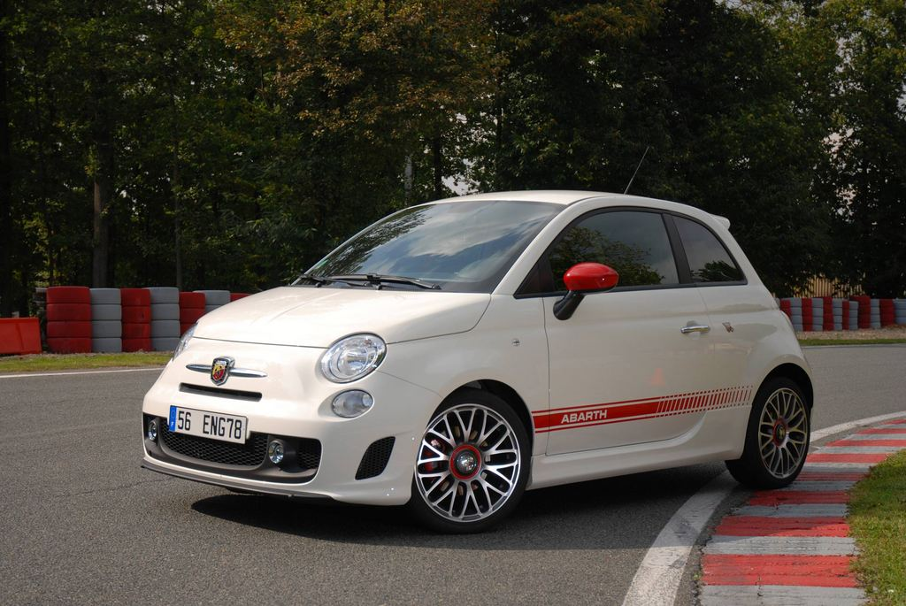photo fiat 500 ii abarth coup 2008 m diatheque. Black Bedroom Furniture Sets. Home Design Ideas