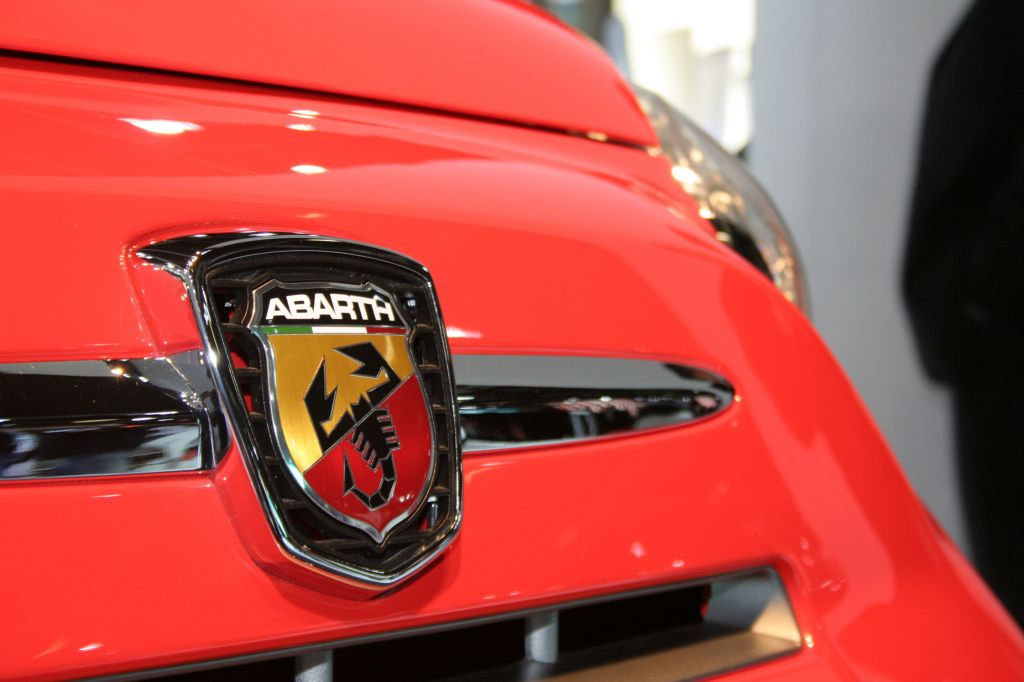 FIAT 500 (II) Abarth 695 Tributo Ferrari berline 2009