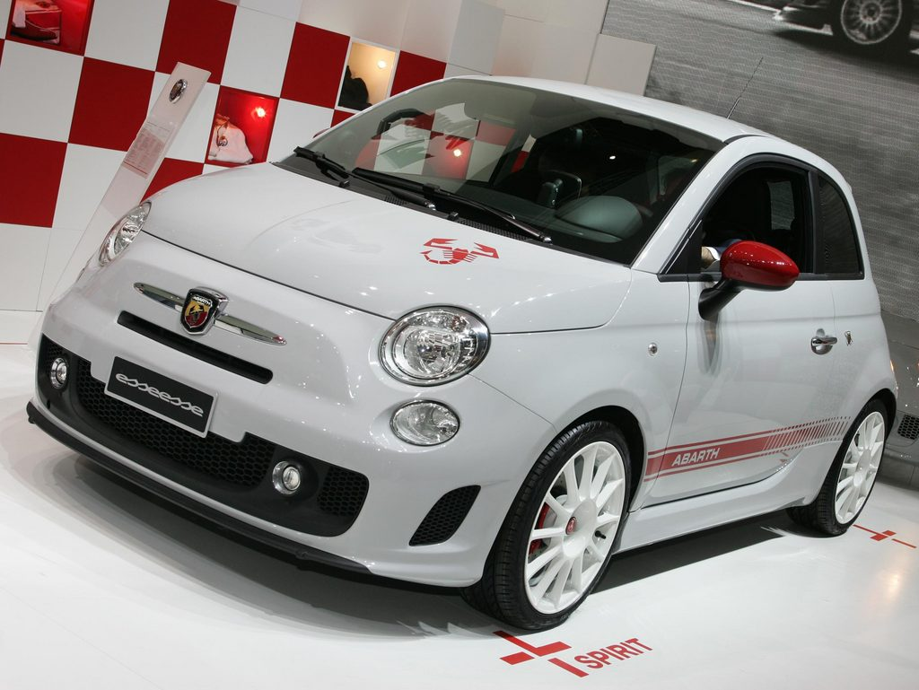 FIAT 500 (II) Abarth Esseesse coupé 2008