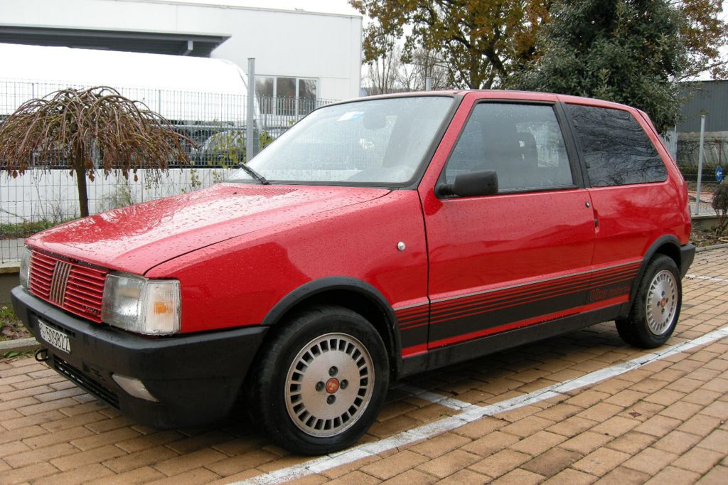 fiat uno turbo ie 1985 gti et compagnie retour sur. Black Bedroom Furniture Sets. Home Design Ideas