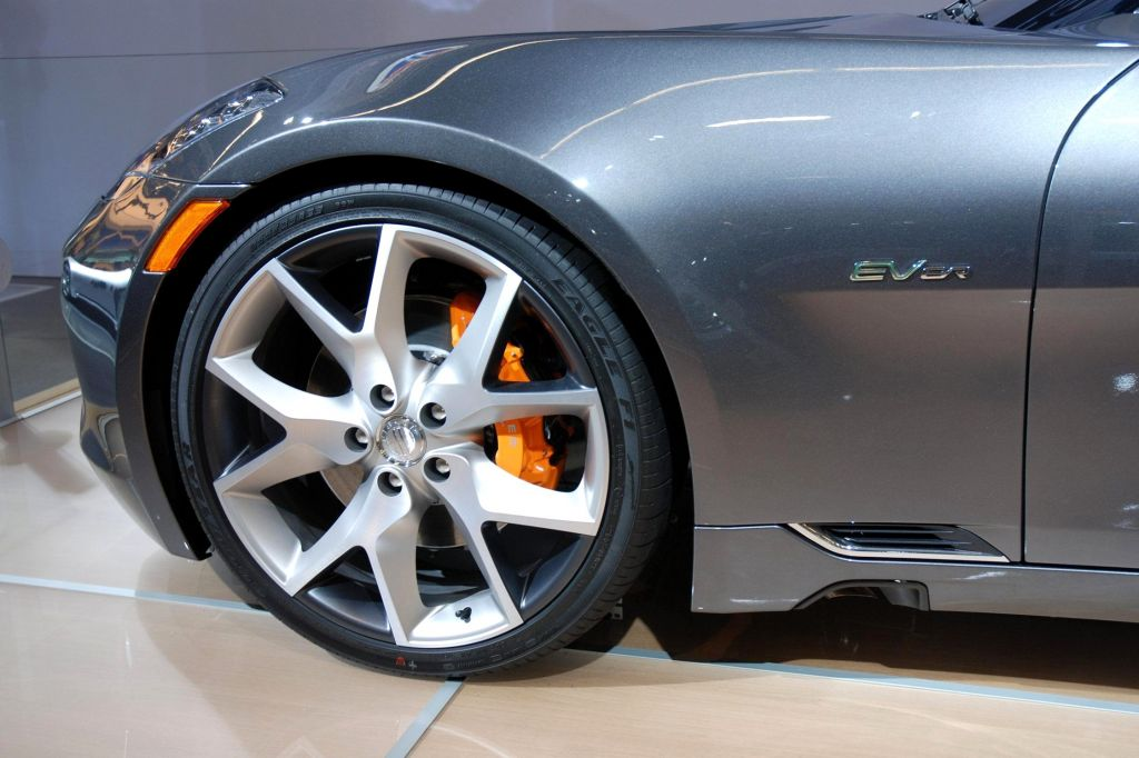 FISKER SURF Concept break 2011