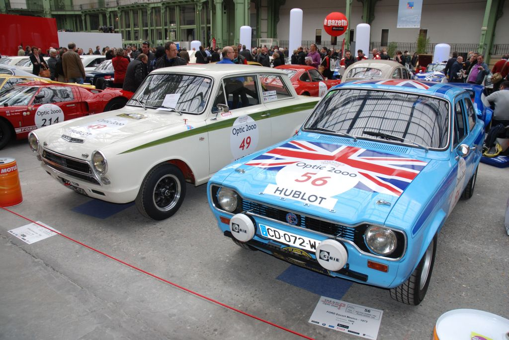 Ford Escort Mexico / Ford Cortina Lotus