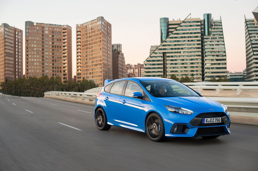 FORD FOCUS (III) RS berline 2016