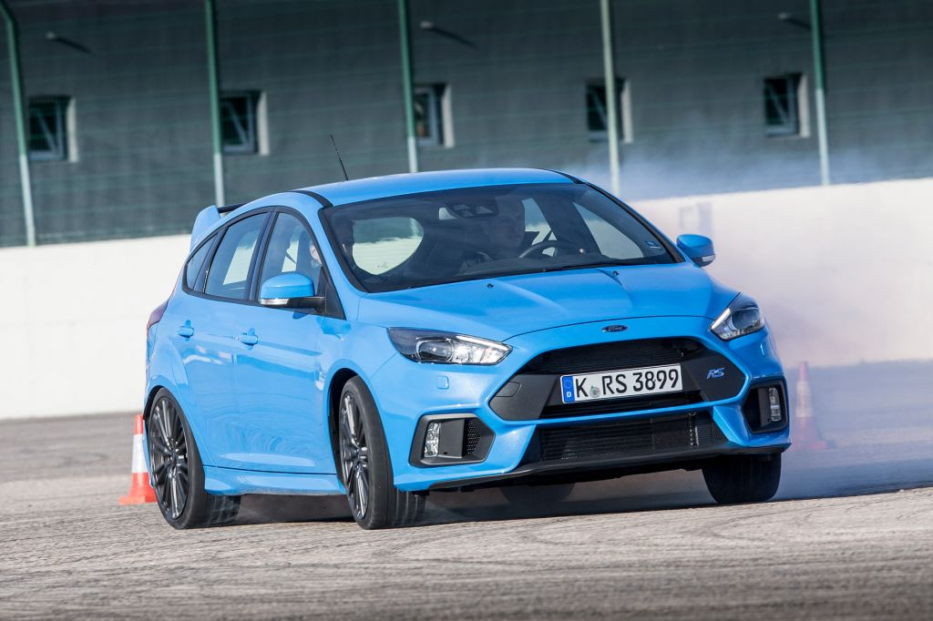 3ème : Ford Focus RS