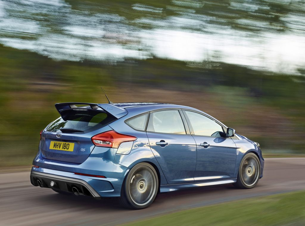 FORD FOCUS (III) RS berline 2015