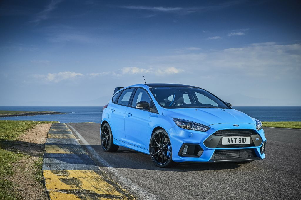 FORD FOCUS (III) RS Performance Pack berline 2017