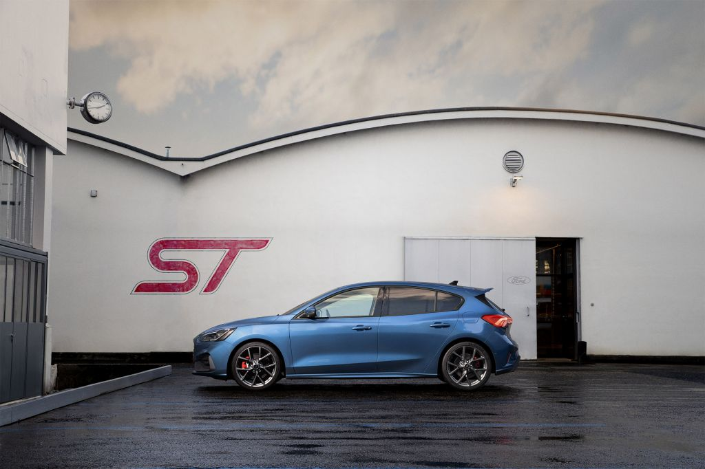 FORD FOCUS (IV) ST 2.3 EcoBoost Turbo 280 ch berline 2019