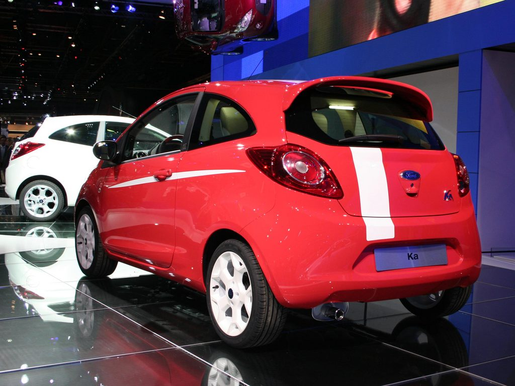 FORD KA  coupé 2008