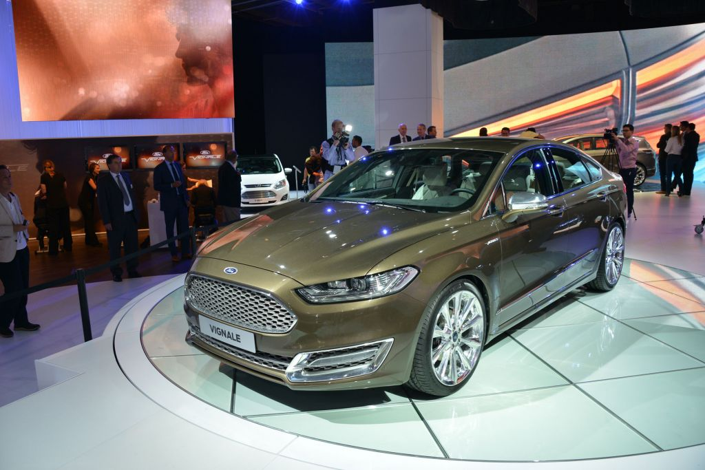 FORD MONDEO  berline 2013