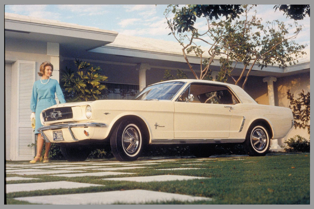 FORD MUSTANG I (1964-73)