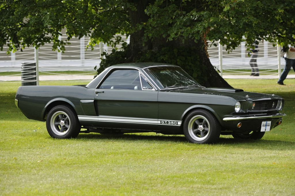 Ford Mustang Shelby GT 350 « Pick-up »