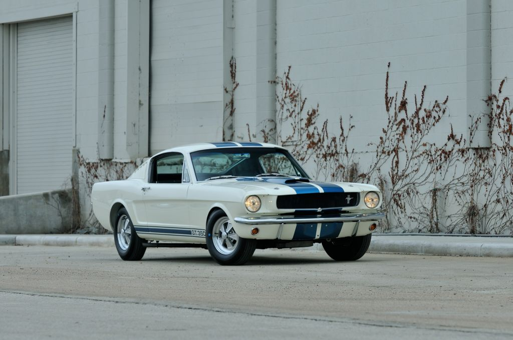 FORD MUSTANG I (1964-73) Shelby GT350 coupé 1965