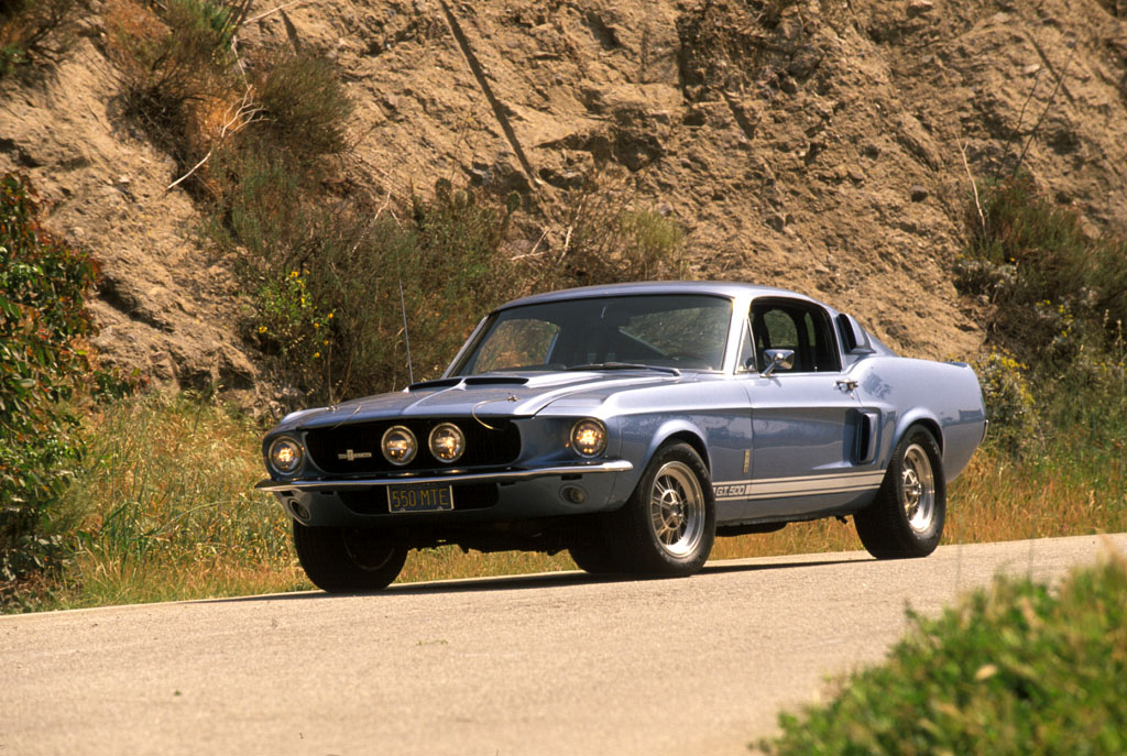 FORD MUSTANG I (1964-73) Shelby GT500 coupé 1967