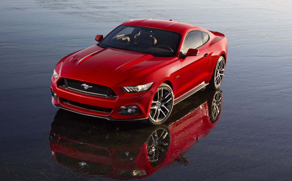 Ford Mustang VI (2014)