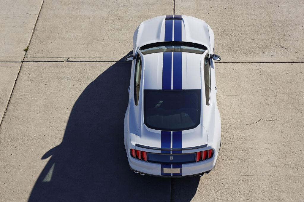 FORD MUSTANG VI (2015 - ...) Shelby GT350 coupé 2014