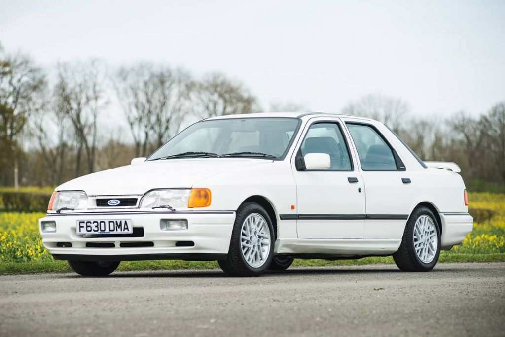 FORD SIERRA RS Cosworth 2RM berline 1988