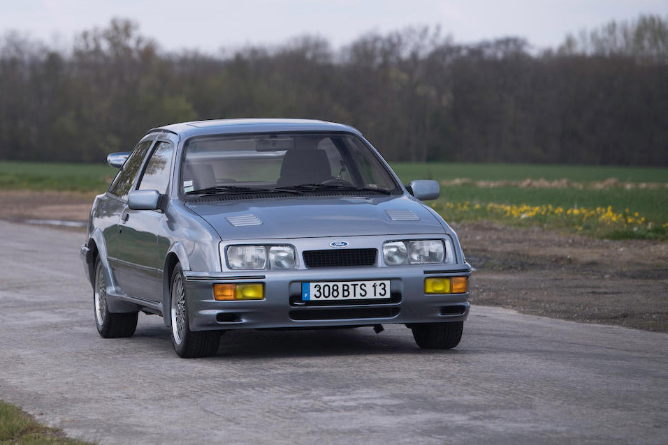 FORD SIERRA RS Cosworth 2RM coupé 1988
