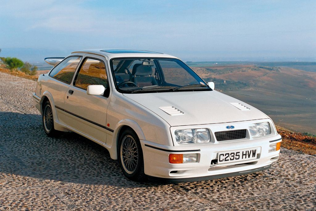 FORD SIERRA RS Cosworth 4x4 coupé 1985