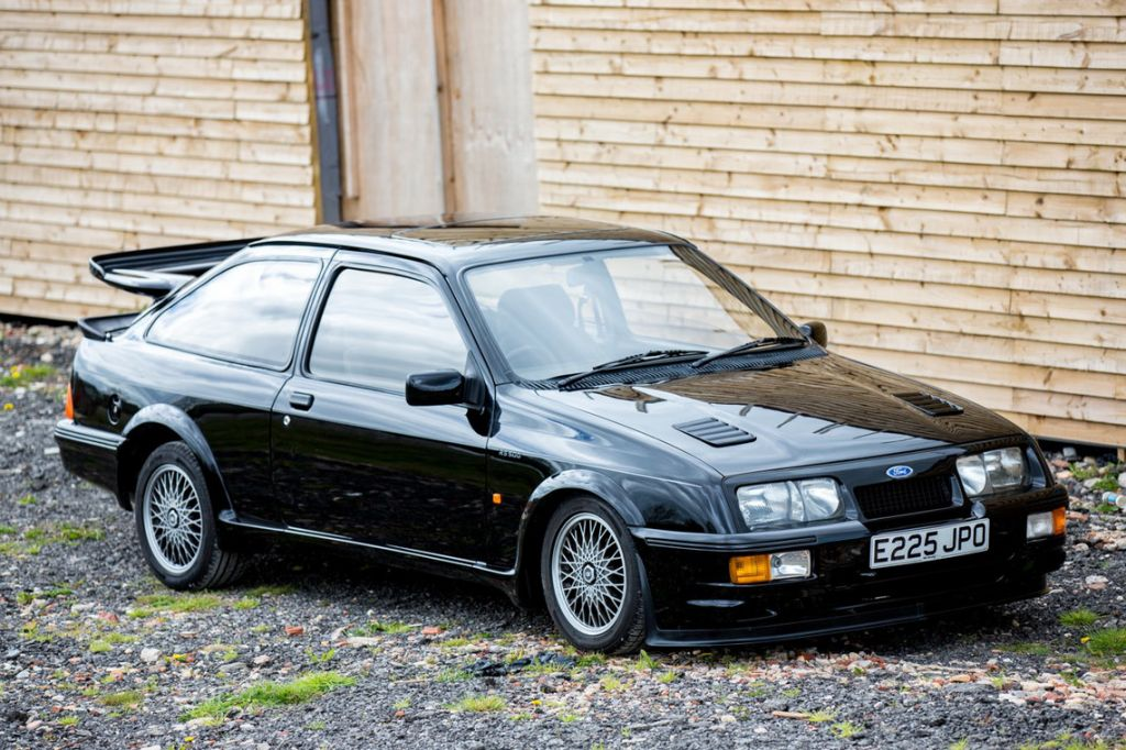 FORD SIERRA RS500 coupé 1987