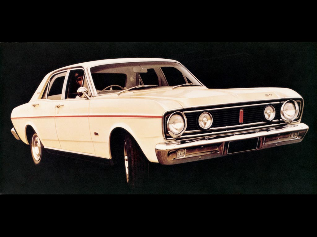 FORD USA FALCON