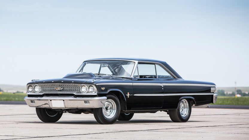 FORD USA GALAXIE 500/XL coupé 1963