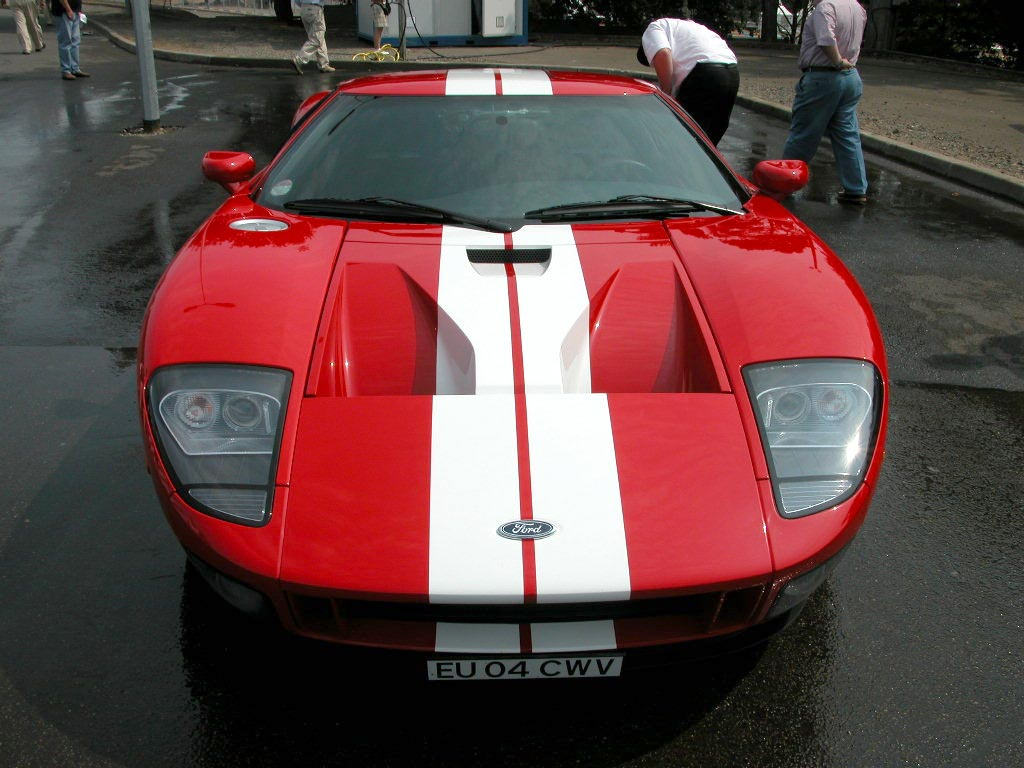 FORD USA GT