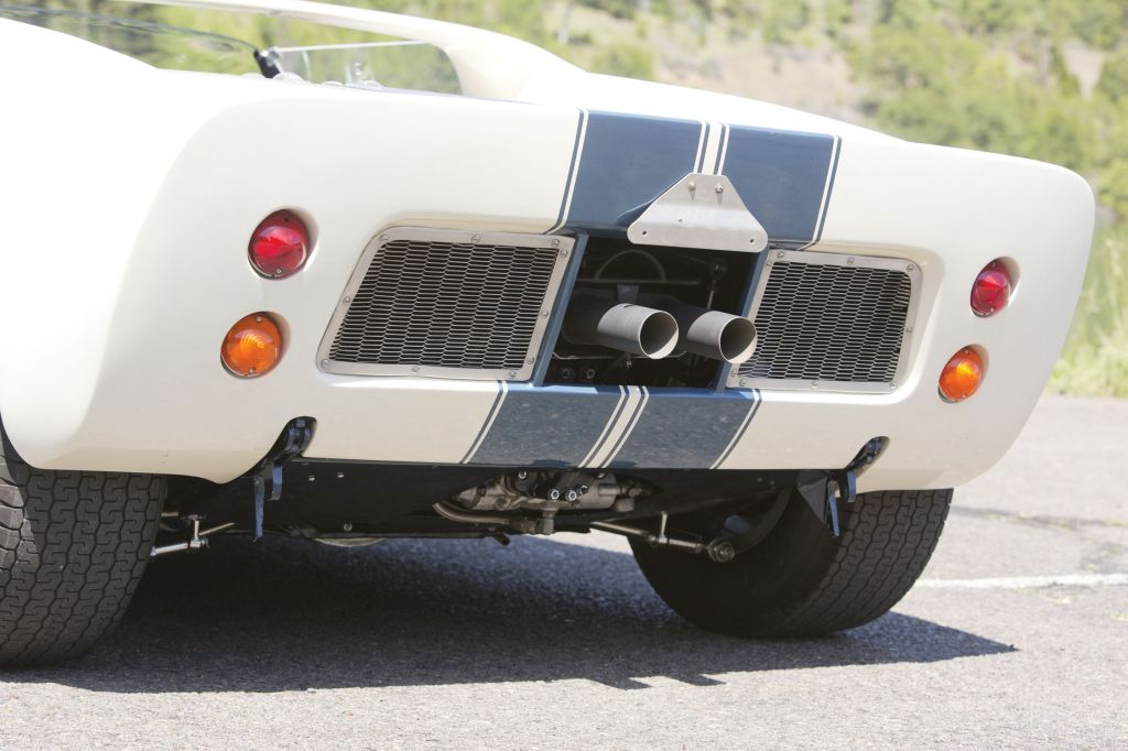 FORD USA GT 40  concept-car 1965