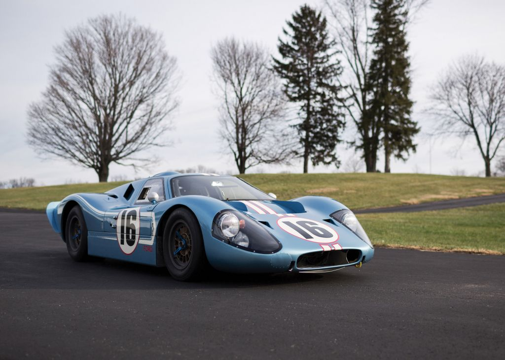 FORD USA GT 40  compétition 1967