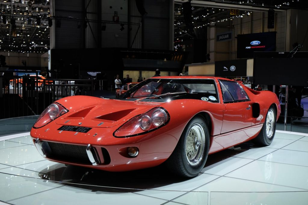 FORD USA GT 40 Mk III compétition 1969