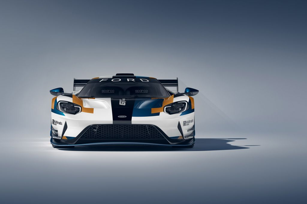 FORD USA GT (II) MkII compétition 2019